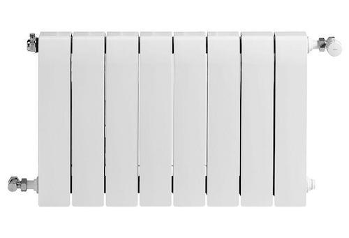 Catálogo Radiadores de Agua Baxi Dubal en 30/45/60