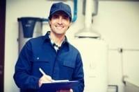 revisión obligatoria del calentador a gas