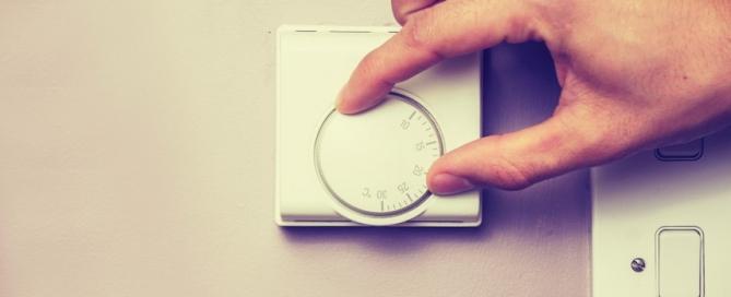 calefacción gas natural, como ahorrar energía
